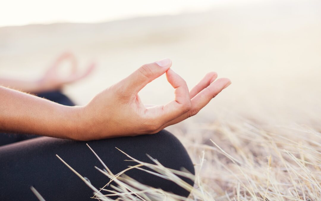 5 MINUTE MEDITATION FOR STRESS RELIEF